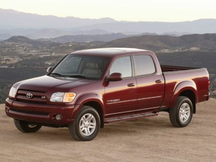 Kelley Blue Book ® - 2004 Toyota Tundra Overview