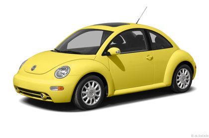 Kelley Blue Book ® - 2004 Volkswagen New Beetle Overview