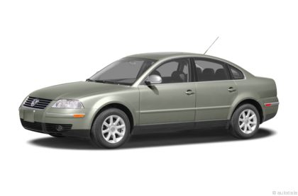 Kelley Blue Book ® - 2004 Volkswagen Passat Overview