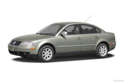 Kelley Blue Book ® - 2004 Volkswagen Passat Overview