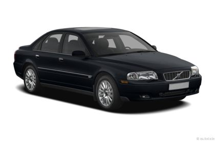 Kelley Blue Book ® - 2004 Volvo S80 Overview