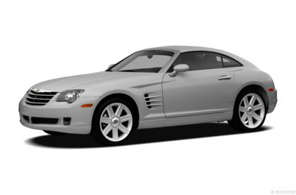 Edmunds.com 2008 Chrysler Crossfire Overview