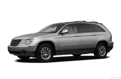 Edmunds.com 2008 Chrysler Pacifica Overview