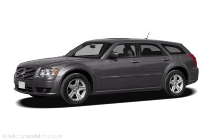 Edmunds.com 2008 Dodge Magnum Overview