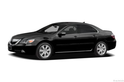 Kelley Blue Book ® - 2009 Acura RL Overview