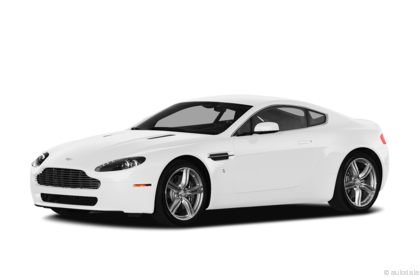 Edmunds.com 2009 Aston Martin V8 Vantage Overview
