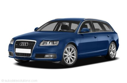 Kelley Blue Book ® - 2009 Audi A6 Overview