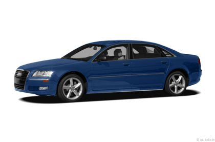 Kelley Blue Book ® - 2009 Audi A8 Overview