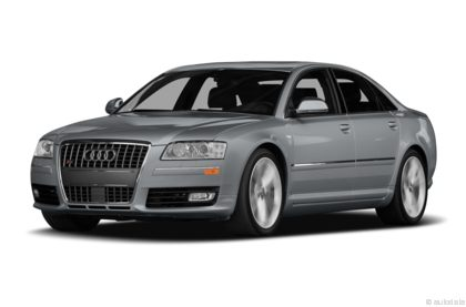 Edmunds.com 2009 Audi S8 Overview