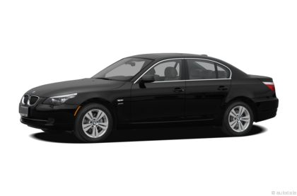 Edmunds.com 2009 BMW 5 Series Overview