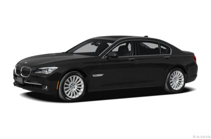 Edmunds.com 2009 BMW 7 Series Overview