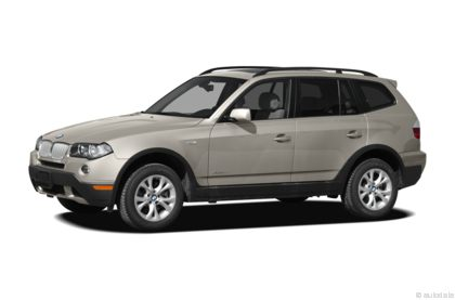 KBB.com 2009 BMW X3 Overview