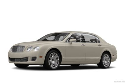 Edmunds.com 2009 Bentley Continental Flying Spur Overview