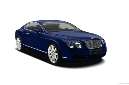 Edmunds.com 2009 Bentley Continental GT Overview