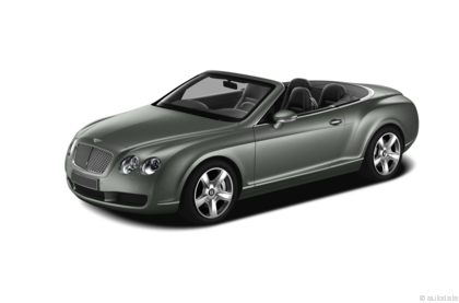 Edmunds.com 2009 Bentley Continental GTC Overview