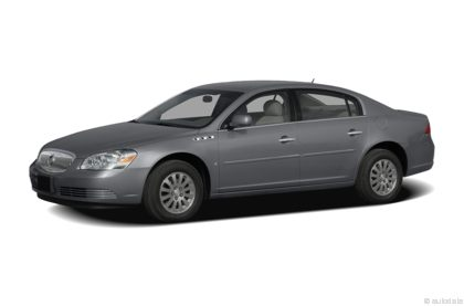 Kelley Blue Book &reg; - 2009 Buick Lucerne Overview