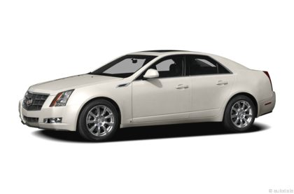 Kelley Blue Book ® - 2009 Cadillac CTS Overview