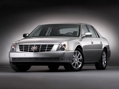 Edmunds.com 2009 Cadillac DTS Overview