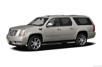 Edmunds.com 2009 Cadillac Escalade ESV Overview