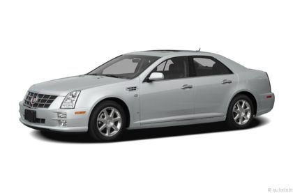 Kelley Blue Book &reg; - 2009 Cadillac STS Overview