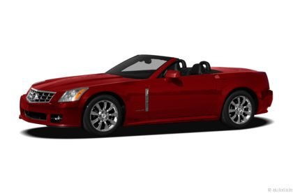 Kelley Blue Book &reg; - 2009 Cadillac XLR Overview