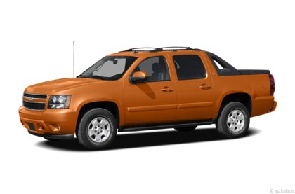 Edmunds.com 2009 Chevrolet Avalanche Overview