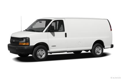 Edmunds.com 2009 Chevrolet Express Cargo Overview