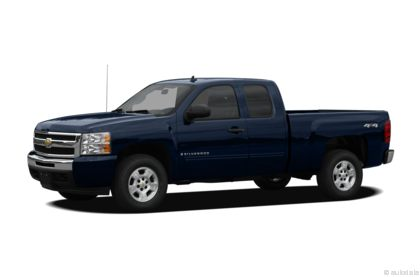 Edmunds.com 2009 Chevrolet Silverado 1500 Overview