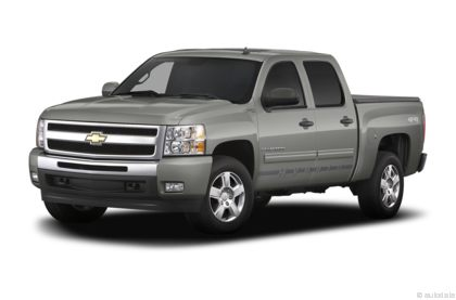Edmunds.com 2009 Chevrolet Silverado 1500 Hybrid Overview