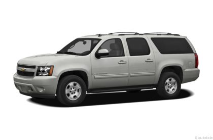 Edmunds.com 2009 Chevrolet Suburban Overview
