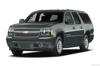 Kelley Blue Book ® - 2009 Chevrolet Suburban 2500 Overview