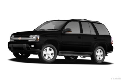 Edmunds.com 2009 Chevrolet TrailBlazer Overview