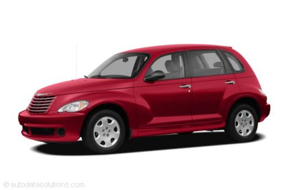 Edmunds.com 2009 Chrysler PT Cruiser Overview