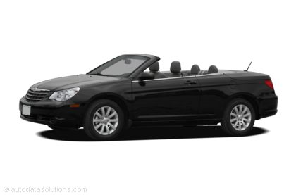 Kelley Blue Book ® - 2009 Chrysler Sebring Overview