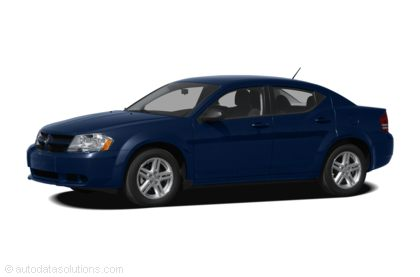 Kelley Blue Book ® - 2009 Dodge Avenger Overview