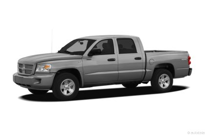 Edmunds.com 2009 Dodge Dakota Overview