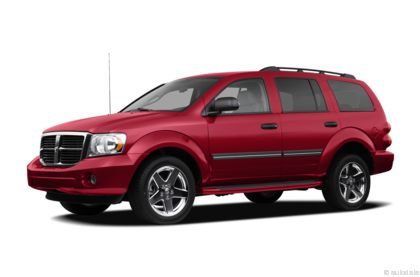Edmunds.com 2009 Dodge Durango Overview