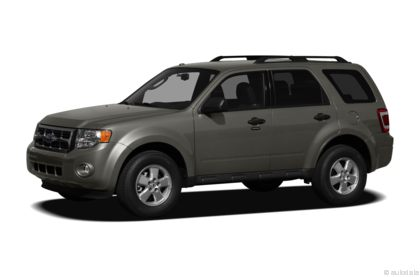 Edmunds.com 2009 Ford Escape Overview