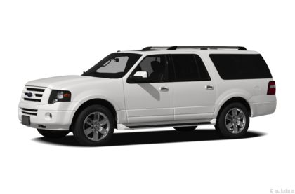 Edmunds.com 2009 Ford Expedition EL Overview