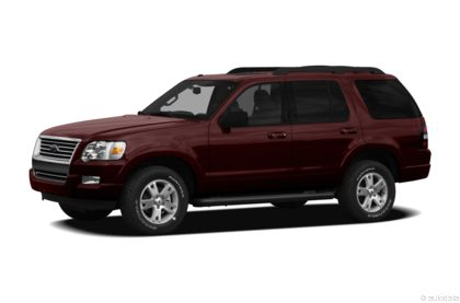 Edmunds.com 2009 Ford Explorer Overview