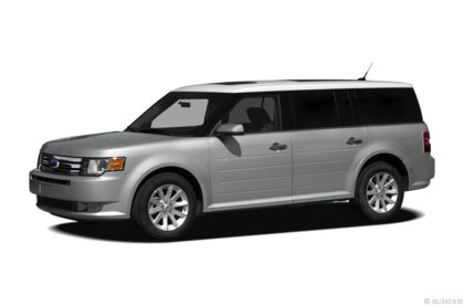 KBB.com 2009 Ford Flex Overview