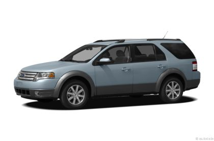 KBB.com 2009 Ford Taurus X Overview