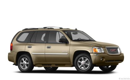 Edmunds.com 2009 GMC Envoy Overview