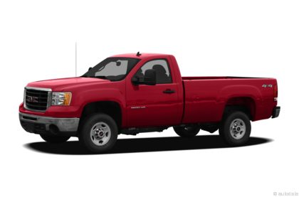 Edmunds.com 2009 GMC Sierra 2500HD Overview