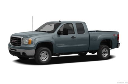 Edmunds.com 2009 GMC Sierra 3500HD Overview