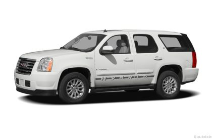 Edmunds.com 2009 GMC Yukon Hybrid Overview