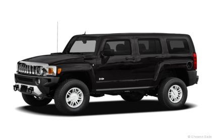 Edmunds.com 2009 HUMMER H3 Overview