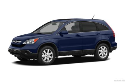 Edmunds.com 2009 Honda CR-V Overview