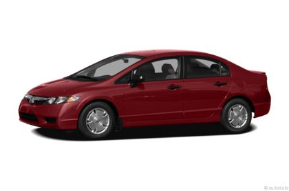 Edmunds.com 2009 Honda Civic Overview
