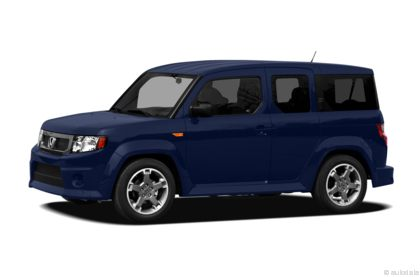 Kelley Blue Book ® - 2009 Honda Element Overview